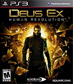 Deus Ex: Human Revolution Box Art