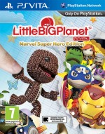 LittleBigPlanet: Marvel Super Hero Edition