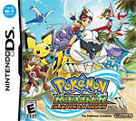 Pokémon Ranger: Guardian Signs Box Art