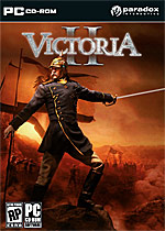 Victoria II Box Art