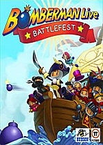 Bomberman Live: Battlefest Box Art