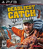Deadliest Catch: Sea of Chaos Box Art