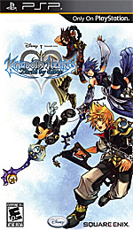 Kingdom Hearts: Birth by Sleep Box Art