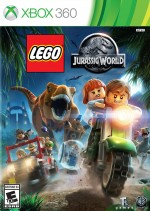 LEGO Jurassic World Box Art