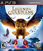 Legend of the Guardians: The Owls of Ga'Hoole Box Art