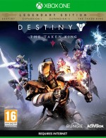 Destiny: The Taken King Box Art