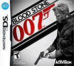 James Bond 007: Blood Stone Box Art