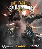 Red Faction Battlegrounds Box Art