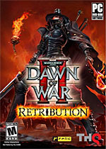 Warhammer 40,000: Dawn of War II - Retribution Box Art