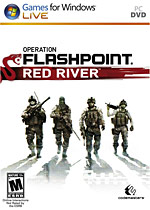 Operation Flashpoint: Red River Box Art