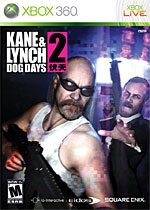 Kane & Lynch 2: Dog Days Box Art