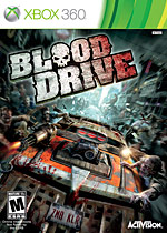 Blood Drive Box Art