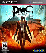 DmC Devil May Cry Box Art