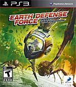 Earth Defense Force: Insect Armageddon Box Art
