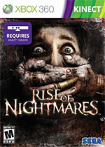 Rise of Nightmares Box Art