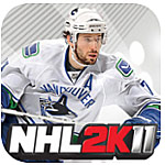 NHL 2K11 Box Art
