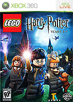 LEGO Harry Potter: Years 1-4 Box Art