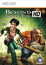 Beyond Good & Evil HD Box Art