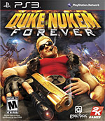 Duke Nukem Forever Box Art