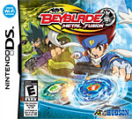 Beyblade: Metal Fusion Box Art