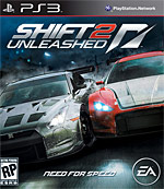 Shift 2 Unleashed Box Art