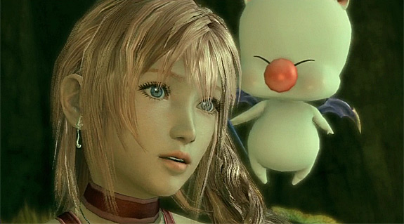 Image result for Final Fantasy XIII-2 pudding ending