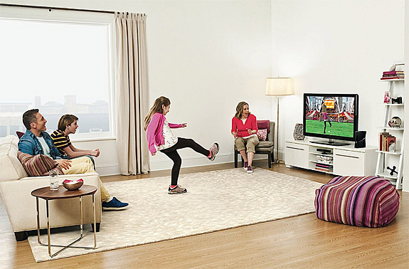 xbox living room feature are we safe from prying with kinect in our 11545
